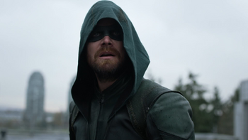 Green Arrow<br/>