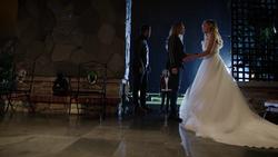 Oliver, Sara e Laurel