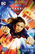 Adventures of Supergirl chapter 13 full cover