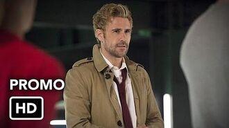 "Arrow 4x05 Promo ""Haunted"" (HD) John Constantine"