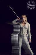 DC's Legends of Tomorrow season 5 - Entertainment Weekly Sara Lance promo 2