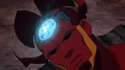Śmierć Red Tornado na oczach Raya (5)