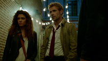 Constantine meet Jim Corrigan