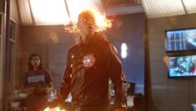 Martin y Jefferson fusionados como Firestorm por primera vez
