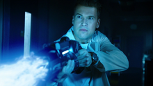 Nate freezes Kuasa, saving Amaya