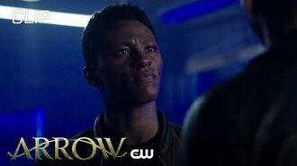 Arrow Season 8 Episode 2 Welcome To Hong Kong Scene The CW
