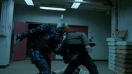 Deathstroke fights Jackal mercenaries 3