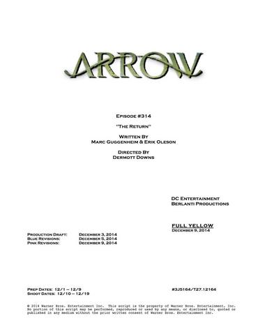 File:Arrow script title page - The Return.png