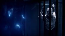 Zoom interrogating Jesse at his lair