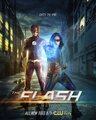 The Flash season 4 poster - Catch the Vibe.png