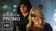 Arrow 2x04 Promo - Crucible HD