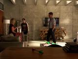 Oliver Queen's apartment