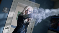 Killer Frost attacks Tracy
