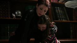 Alex comforts Ruby