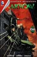 Arrow capítulo 17 portada digital