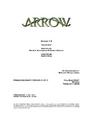 Arrow script title page - Salvation.png