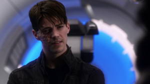 Barry Allen from the Future