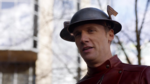 Hunter Zolomon as The Flash