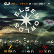 Elseworlds - special 3-night DC crossover event