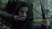 Shado shoot in bow