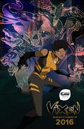 Vixen season 2 promo poster