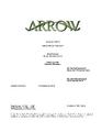 Arrow script title page - Spectre of the Gun.png