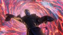 Constantine indo ao Inferno