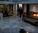 Eobard Thawne's mansion