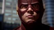 Eletricidade nos olhos de Barry