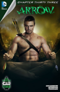 Arrow capítulo 33 portada digital