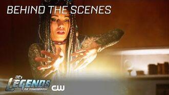 DC's Legends of Tomorrow Inside Ship Broken The CW