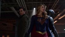 Supergirl, Guardião e Mon-El