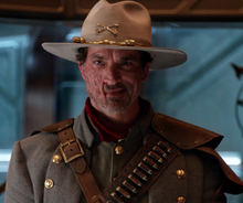 Jonah Hex on The Waverider