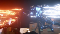 The Flash vs. Savitar