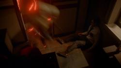 Flash-Reverso llevándose a Mason