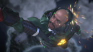 Lex refuses to be saved by a Kryptonian