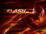 The Flash season 5 key art