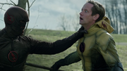 Black Flash kill Eobard Thawne