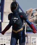 Traje de Supergirl - T4