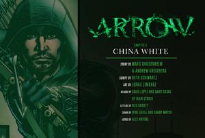 China White title page
