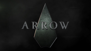 Arrow (Green Arrow) title card