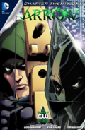 Arrow capítulo 21 portada digital