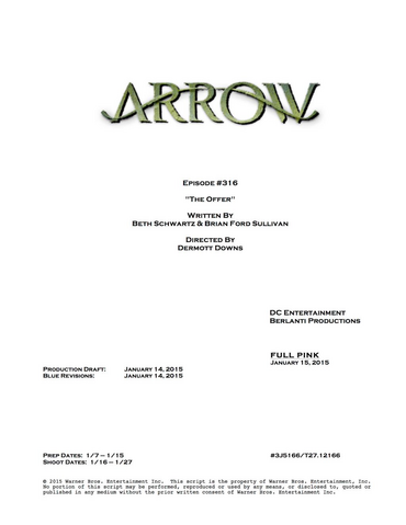 File:Arrow script title page - The Offer.png