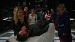 Heróis no último suspiro de Oliver