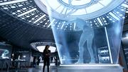 Amaya uwalnia Kuasę z lodowej rzeźby