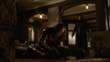 Carter Hall is killed by Vandal Savage