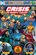 Crisis on Infinite Earths Giant 1 cover