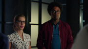 Curtis Holt talk Felicity Smoak cooperation (2)