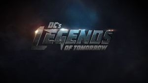 Legends of Tomorrow (season 3) title card