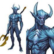 Diablo Azul Concept Art 2
